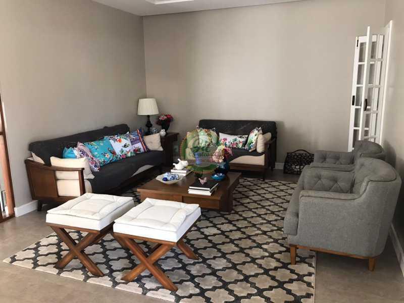 50c295f8-a870-456b-be20-5dd873 - Casa em Condomínio 3 quartos à venda Pechincha, Rio de Janeiro - R$ 799.000 - CS2486 - 4