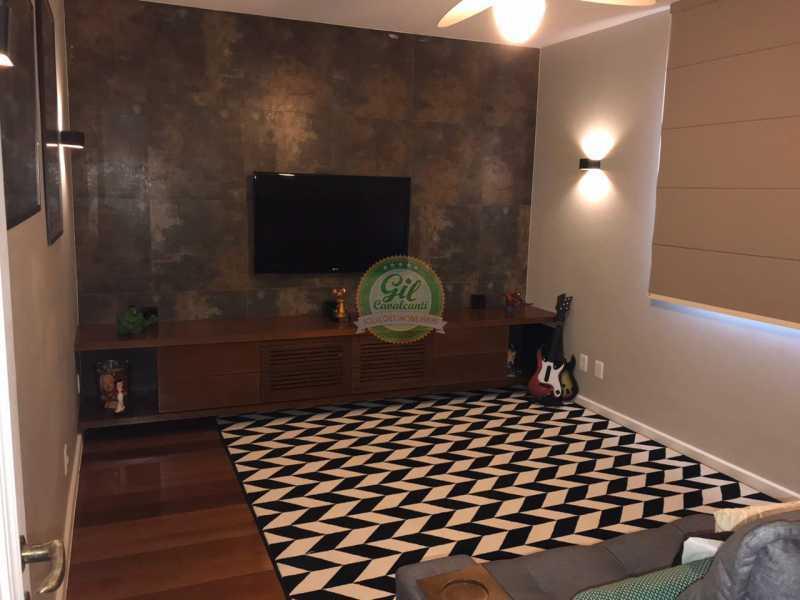 a1312cdc-595b-44ef-b00f-a62ea8 - Casa em Condomínio 3 quartos à venda Pechincha, Rio de Janeiro - R$ 799.000 - CS2486 - 9