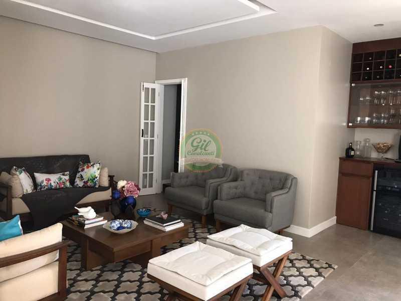 dbd23110-fc37-4330-842b-5c5901 - Casa em Condomínio 3 quartos à venda Pechincha, Rio de Janeiro - R$ 799.000 - CS2486 - 5