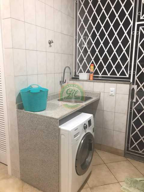 e4daf99b-3f7d-42b9-9bd5-1c8d7f - Casa em Condomínio 3 quartos à venda Pechincha, Rio de Janeiro - R$ 799.000 - CS2486 - 29