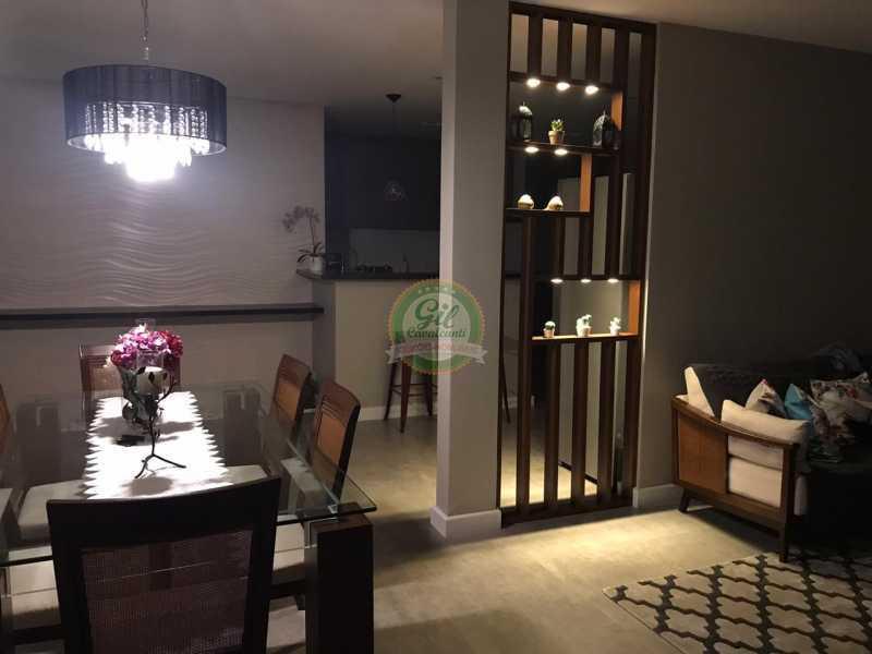 ecdeeaf3-fc77-4550-b2c9-ad8a50 - Casa em Condomínio 3 quartos à venda Pechincha, Rio de Janeiro - R$ 799.000 - CS2486 - 11