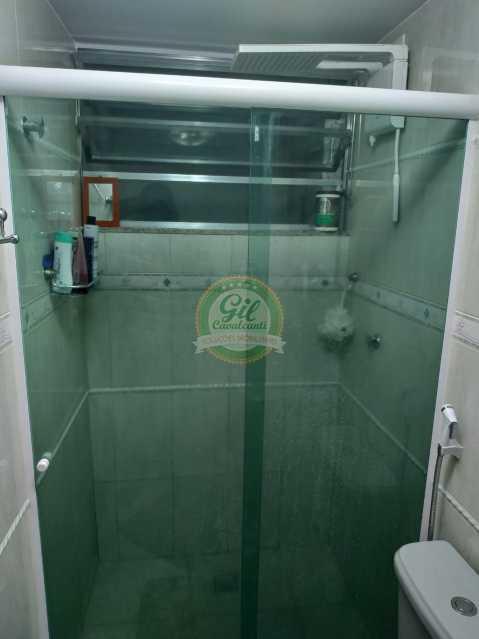 6b09b052-0a62-45a2-a86e-b7227d - Apartamento 2 quartos à venda Jardim Sulacap, Rio de Janeiro - R$ 260.000 - AP2044 - 25