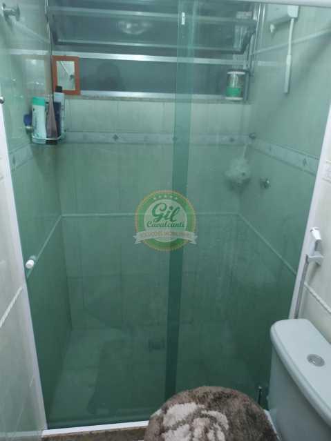 82ddb9eb-3ce0-4ef7-97c9-d39426 - Apartamento 2 quartos à venda Jardim Sulacap, Rio de Janeiro - R$ 260.000 - AP2044 - 26