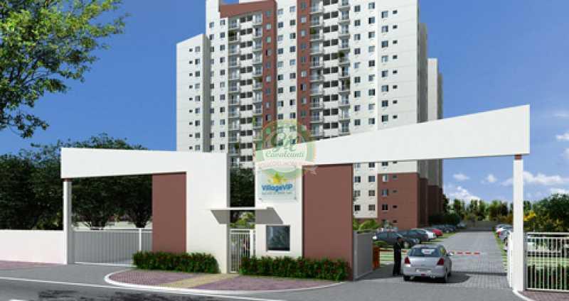 258_G1502138337 - Apartamento 2 quartos à venda Curicica, Rio de Janeiro - R$ 232.200 - AP2049 - 22