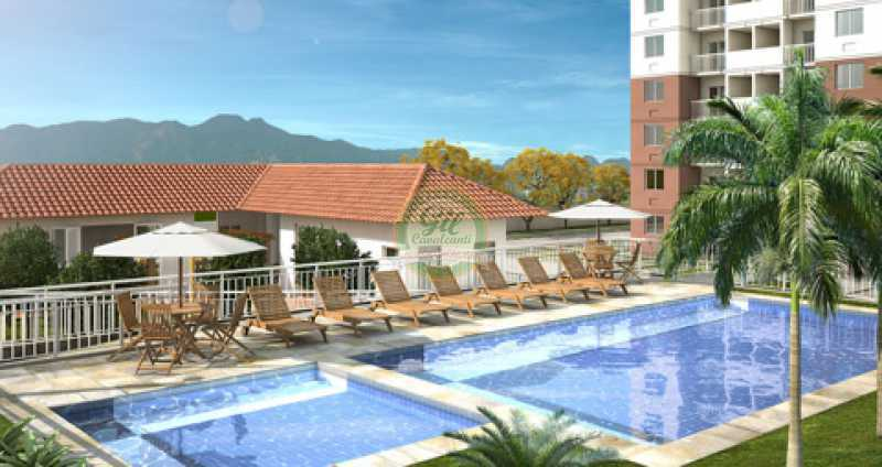 258_G1502138349 - Apartamento 2 quartos à venda Curicica, Rio de Janeiro - R$ 232.200 - AP2049 - 19