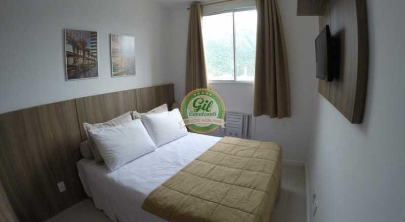 3790_G1600887627 - Apartamento 2 quartos à venda Curicica, Rio de Janeiro - R$ 232.200 - AP2049 - 5