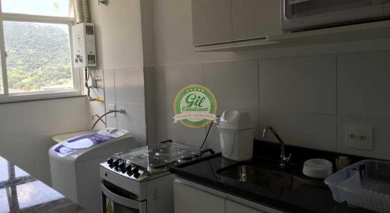 3790_G1600887872 - Apartamento 2 quartos à venda Curicica, Rio de Janeiro - R$ 232.200 - AP2049 - 9
