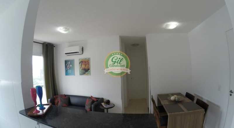 3790_G1600887895 - Apartamento 2 quartos à venda Curicica, Rio de Janeiro - R$ 232.200 - AP2049 - 4