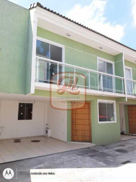 0a3fe9e2-6a1f-42ea-94c7-3ef520 - Casa em Condomínio 3 quartos à venda Oswaldo Cruz, Rio de Janeiro - R$ 260.000 - CS2501 - 3