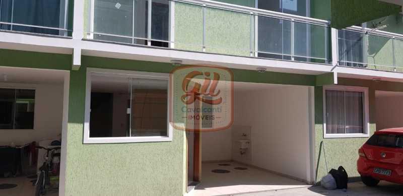 0f84794e-fb70-4072-afdd-e5f6f2 - Casa em Condomínio 3 quartos à venda Oswaldo Cruz, Rio de Janeiro - R$ 260.000 - CS2501 - 4