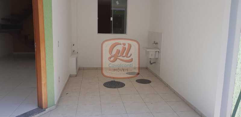 61fa2056-61b7-47f4-9c8c-57f3af - Casa em Condomínio 3 quartos à venda Oswaldo Cruz, Rio de Janeiro - R$ 260.000 - CS2501 - 12