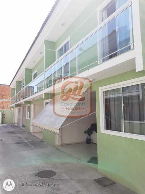 02681c79-92cb-4438-963f-496201 - Casa em Condomínio 3 quartos à venda Oswaldo Cruz, Rio de Janeiro - R$ 260.000 - CS2501 - 7