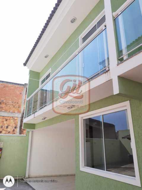 9427db38-14cc-443a-8f03-0ca5e3 - Casa em Condomínio 3 quartos à venda Oswaldo Cruz, Rio de Janeiro - R$ 260.000 - CS2501 - 6