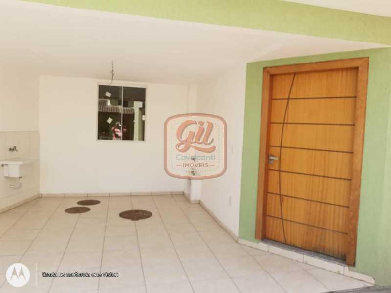 c1cc8b5f-20ab-4f99-8f3e-5b7e5d - Casa em Condomínio 3 quartos à venda Oswaldo Cruz, Rio de Janeiro - R$ 260.000 - CS2501 - 10