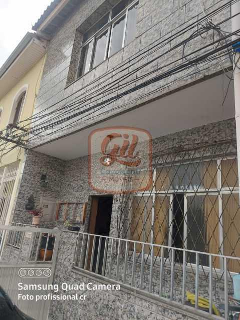 636baf06-9204-45db-9534-8c41cd - Casa em Condomínio 2 quartos à venda Praça Seca, Rio de Janeiro - R$ 340.000 - CS2503 - 5