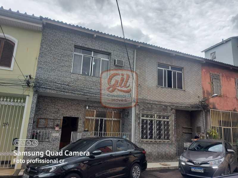 6628c936-9518-4104-a2c3-fa3afe - Casa em Condomínio 2 quartos à venda Praça Seca, Rio de Janeiro - R$ 340.000 - CS2503 - 6