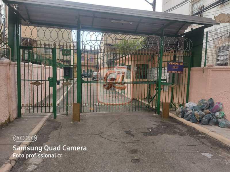 57995a65-d5f3-4682-8127-71fcd8 - Casa em Condomínio 2 quartos à venda Praça Seca, Rio de Janeiro - R$ 340.000 - CS2503 - 1