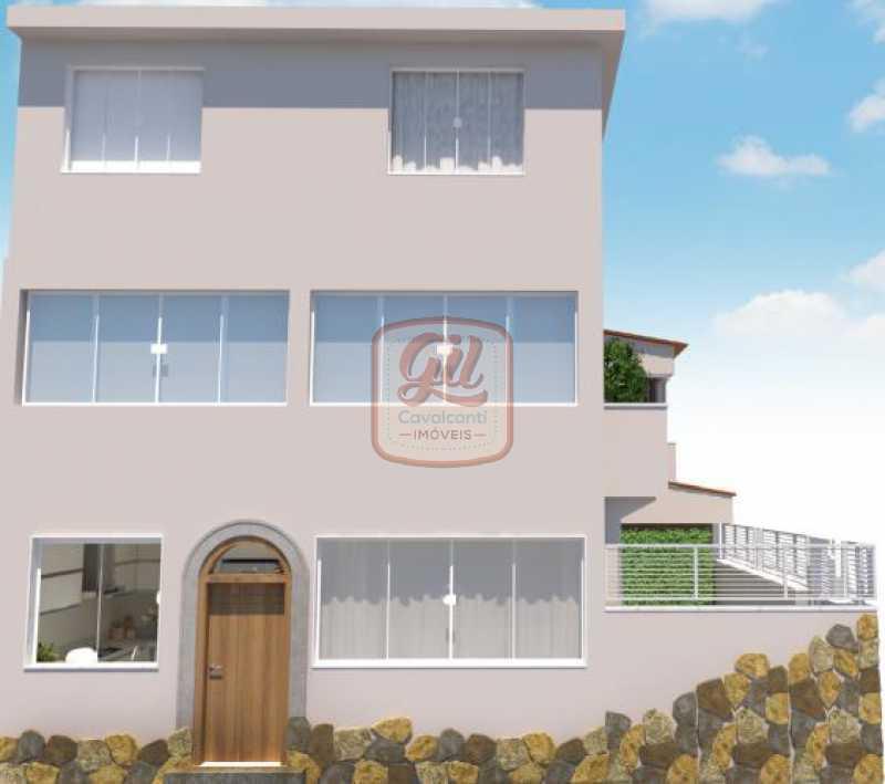 fotos-3 - Casa 6 quartos à venda Tijuca, Rio de Janeiro - R$ 1.150.000 - CS2506 - 4
