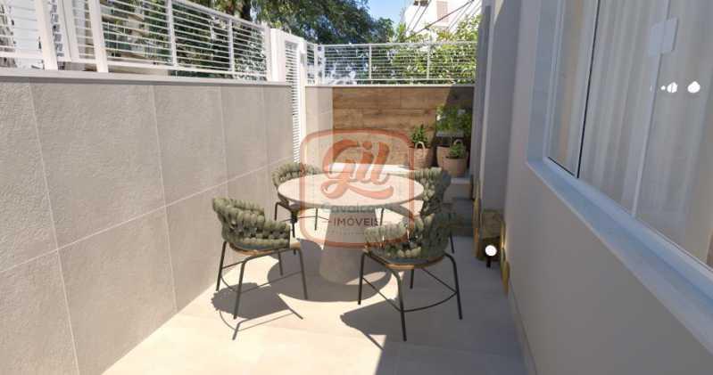 fotos-4 - Casa 6 quartos à venda Tijuca, Rio de Janeiro - R$ 1.150.000 - CS2506 - 5