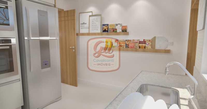 fotos-20 - Casa 6 quartos à venda Tijuca, Rio de Janeiro - R$ 1.150.000 - CS2506 - 7