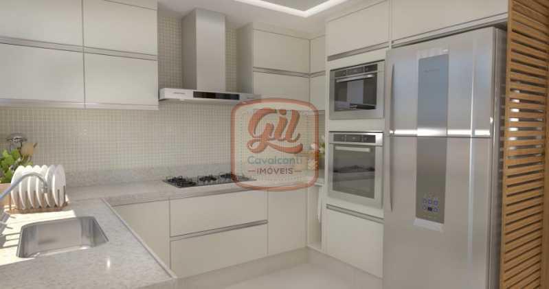 fotos-21 - Casa 6 quartos à venda Tijuca, Rio de Janeiro - R$ 1.150.000 - CS2506 - 8