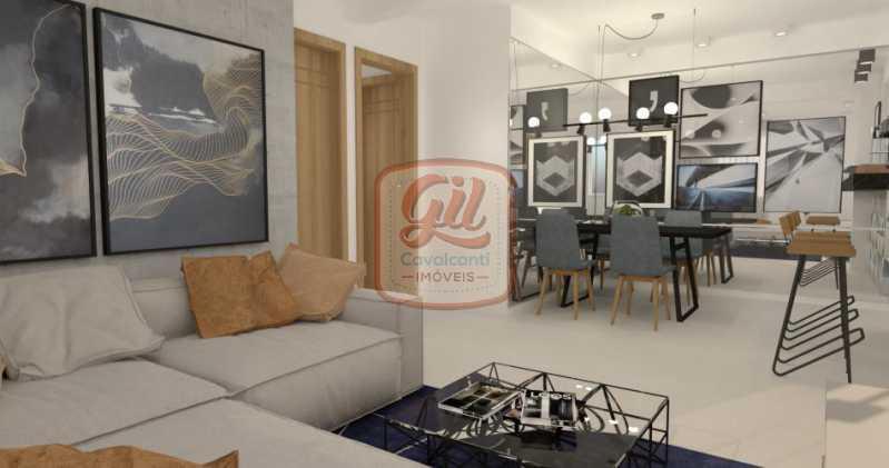fotos-24 - Casa 6 quartos à venda Tijuca, Rio de Janeiro - R$ 1.150.000 - CS2506 - 11