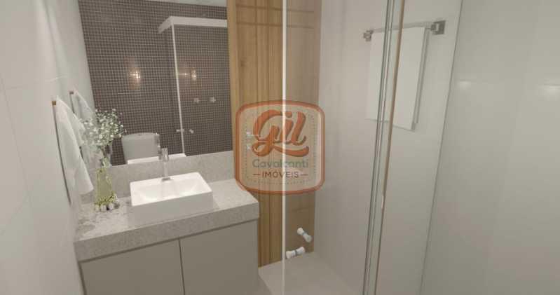 fotos-28 - Casa 6 quartos à venda Tijuca, Rio de Janeiro - R$ 1.150.000 - CS2506 - 12