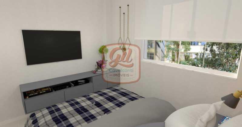 fotos-31 - Casa 6 quartos à venda Tijuca, Rio de Janeiro - R$ 1.150.000 - CS2506 - 14