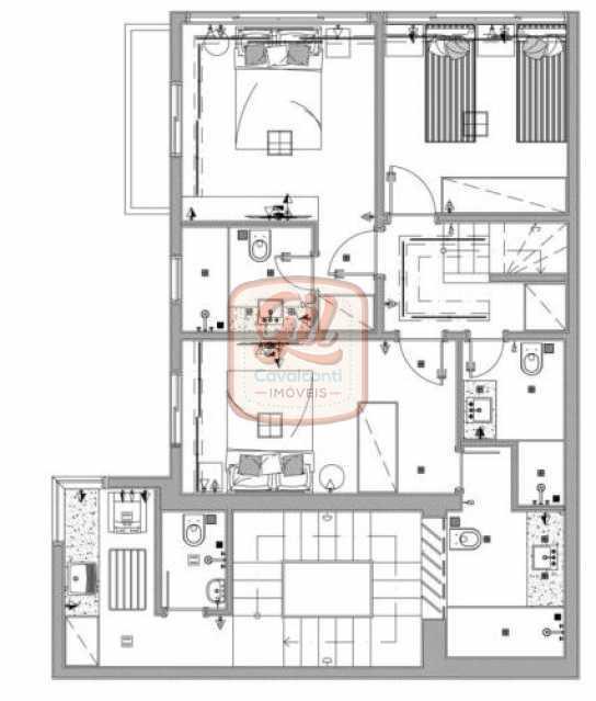 fotos-32 - Casa 6 quartos à venda Tijuca, Rio de Janeiro - R$ 1.150.000 - CS2506 - 15