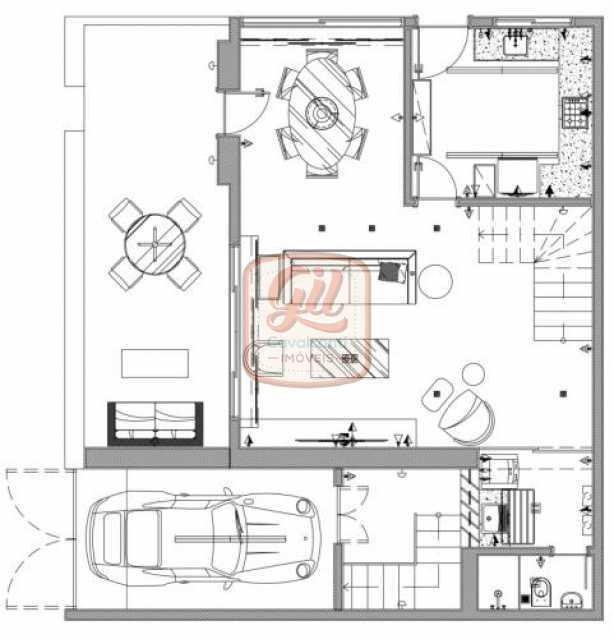 fotos-33 - Casa 6 quartos à venda Tijuca, Rio de Janeiro - R$ 1.150.000 - CS2506 - 16
