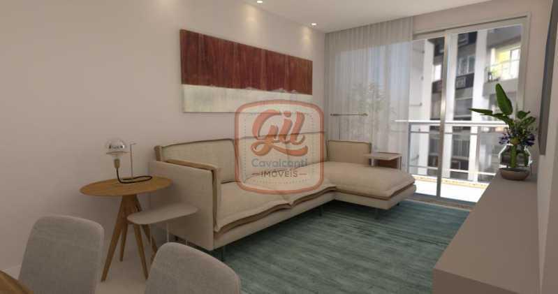 fotos-1 - Apartamento 3 quartos à venda Tijuca, Rio de Janeiro - R$ 729.000 - AP2067 - 1