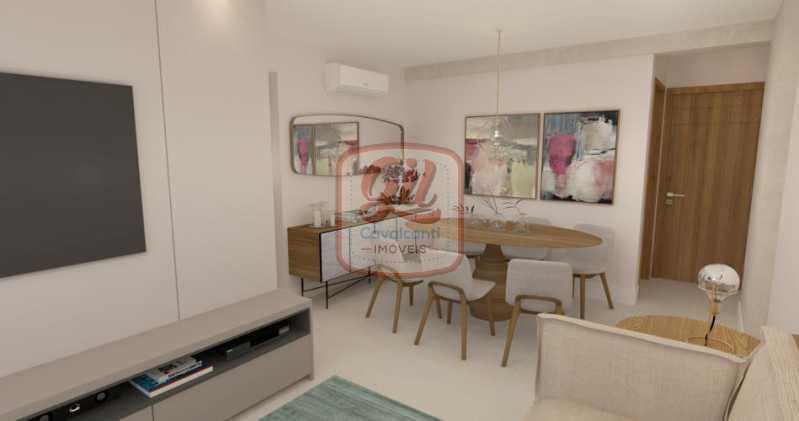 fotos-4 - Apartamento 3 quartos à venda Tijuca, Rio de Janeiro - R$ 729.000 - AP2067 - 5