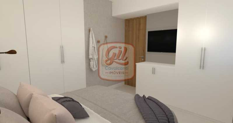 fotos-6 - Apartamento 3 quartos à venda Tijuca, Rio de Janeiro - R$ 729.000 - AP2067 - 7