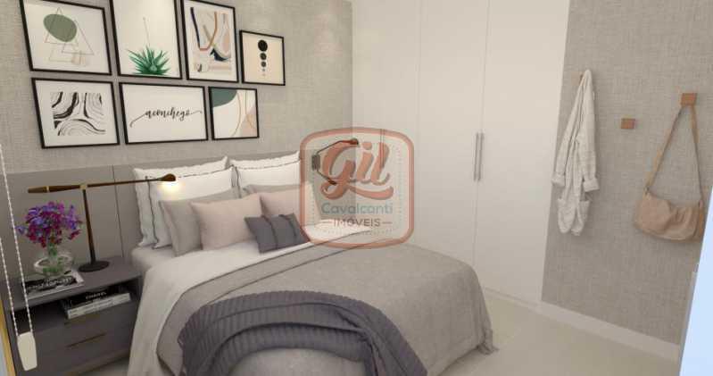 fotos-8 - Apartamento 3 quartos à venda Tijuca, Rio de Janeiro - R$ 729.000 - AP2067 - 9