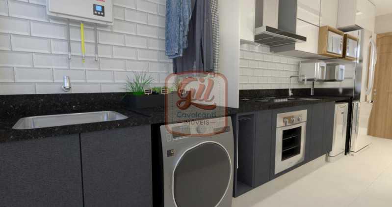 fotos-9 - Apartamento 3 quartos à venda Tijuca, Rio de Janeiro - R$ 729.000 - AP2067 - 13