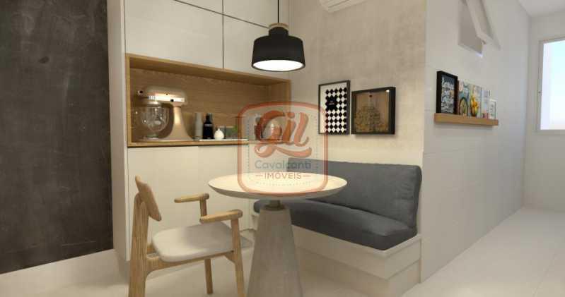 fotos-10 - Apartamento 3 quartos à venda Tijuca, Rio de Janeiro - R$ 729.000 - AP2067 - 10