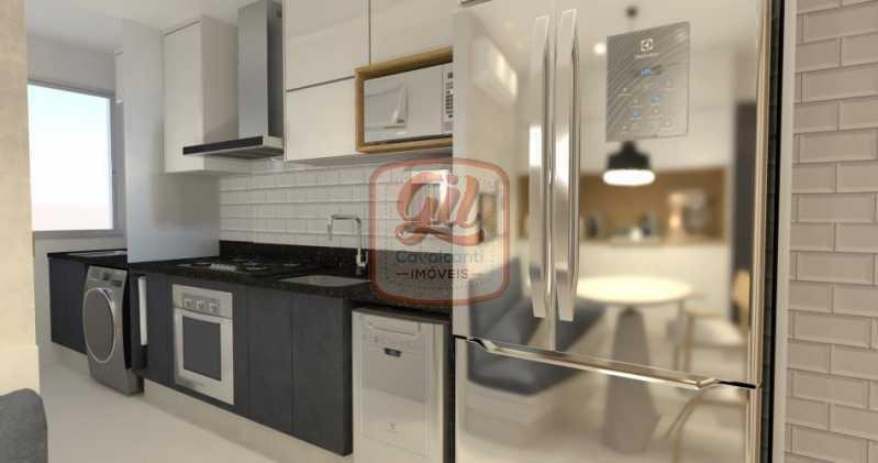 fotos-11 - Apartamento 3 quartos à venda Tijuca, Rio de Janeiro - R$ 729.000 - AP2067 - 12