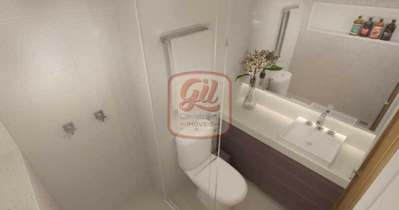 fotos-12 - Apartamento 3 quartos à venda Tijuca, Rio de Janeiro - R$ 729.000 - AP2067 - 14
