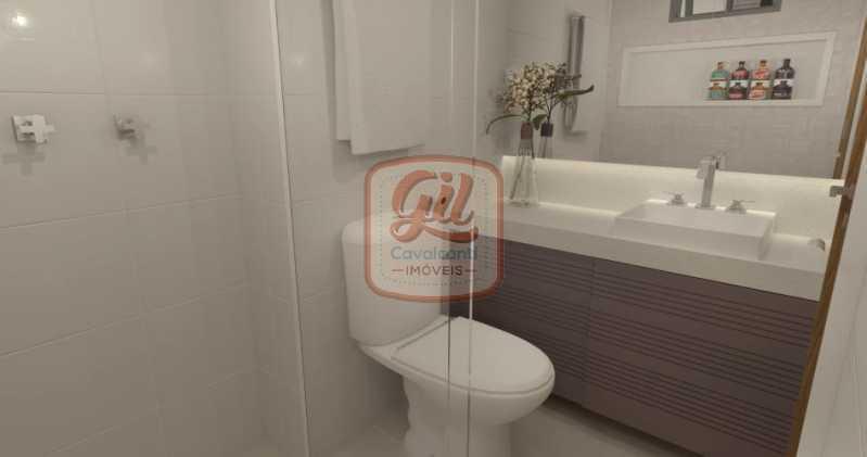 fotos-13 - Apartamento 3 quartos à venda Tijuca, Rio de Janeiro - R$ 729.000 - AP2067 - 15