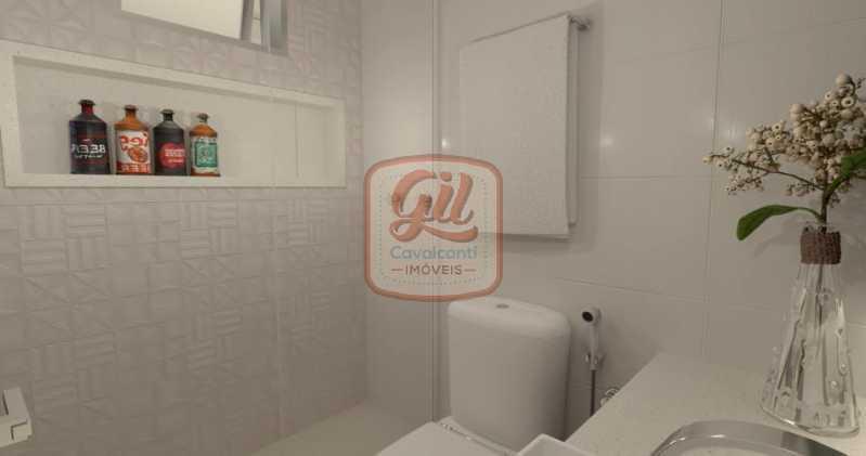 fotos-14 - Apartamento 3 quartos à venda Tijuca, Rio de Janeiro - R$ 729.000 - AP2067 - 16