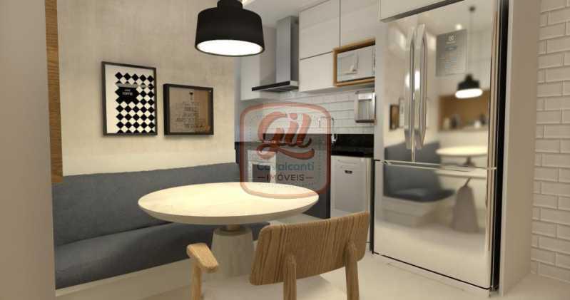 fotos-15 - Apartamento 3 quartos à venda Tijuca, Rio de Janeiro - R$ 729.000 - AP2067 - 11