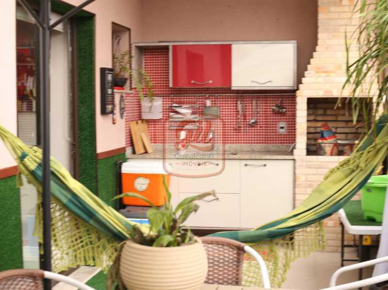 23eeee66-0e24-4a67-97d0-184dcc - Cobertura 3 quartos à venda Taquara, Rio de Janeiro - R$ 650.000 - CB0232 - 27