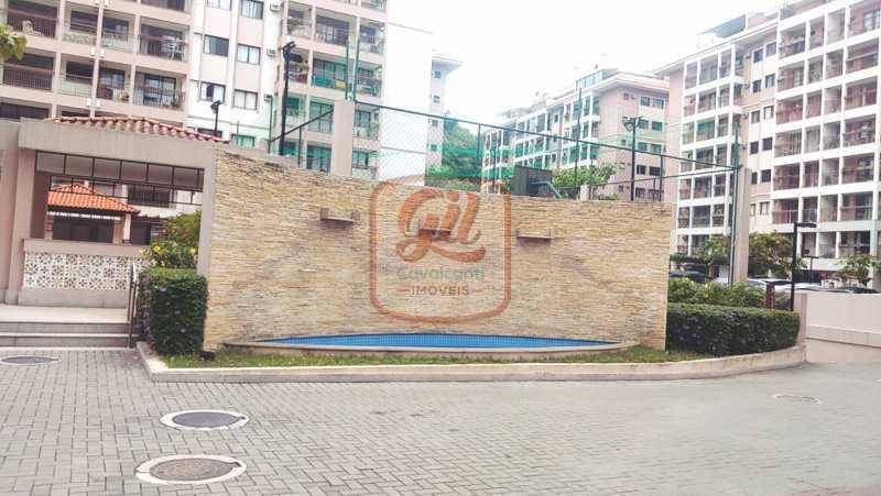 606ac511-b072-4182-9ecc-698a0a - Cobertura 3 quartos à venda Taquara, Rio de Janeiro - R$ 650.000 - CB0232 - 1