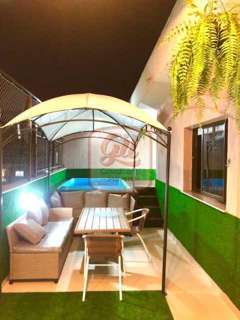 cc660a5e-f3f6-4e70-bf80-408cb1 - Cobertura 3 quartos à venda Taquara, Rio de Janeiro - R$ 650.000 - CB0232 - 29