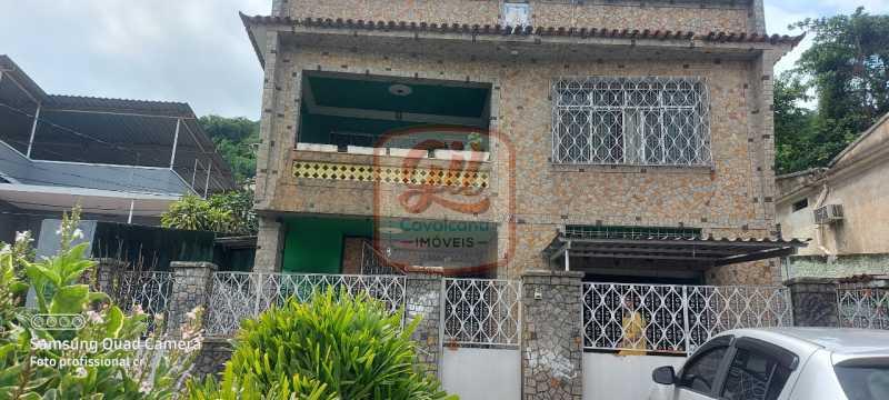 ccdea5ce-f740-4221-840c-87eb5d - Casa 5 quartos à venda Praça Seca, Rio de Janeiro - R$ 600.000 - CS2511 - 1