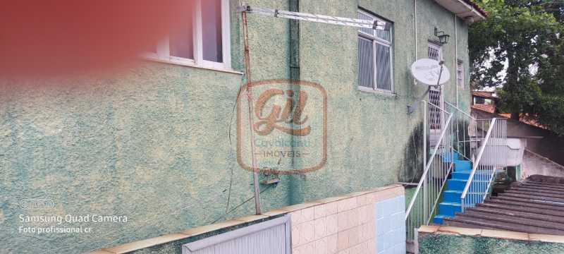 ead5a335-3519-49c5-97a7-d98b39 - Casa 5 quartos à venda Praça Seca, Rio de Janeiro - R$ 600.000 - CS2511 - 16