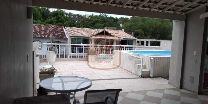 9b1035de-d6f7-4efa-8ea4-44898b - Casa em Condomínio 3 quartos à venda Vila Valqueire, Rio de Janeiro - R$ 680.000 - CS2512 - 23