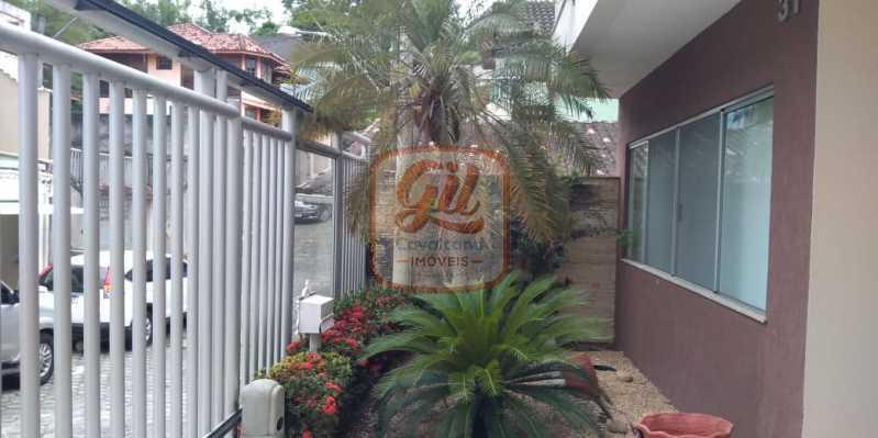 98ae0163-fa06-41f8-a589-cd8320 - Casa em Condomínio 3 quartos à venda Vila Valqueire, Rio de Janeiro - R$ 680.000 - CS2512 - 5