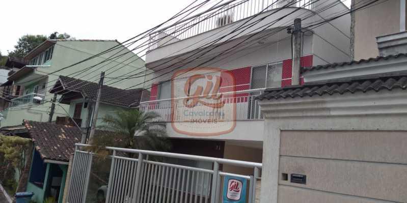 8497cea2-2e8a-4306-b7e5-969c9f - Casa em Condomínio 3 quartos à venda Vila Valqueire, Rio de Janeiro - R$ 680.000 - CS2512 - 1