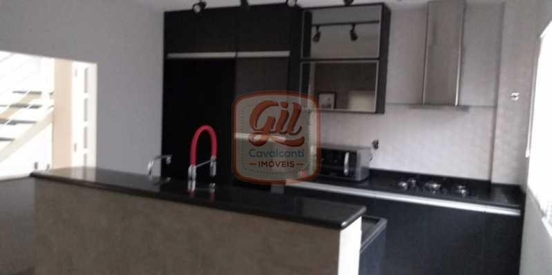 228307dc-9fe4-48da-abc9-d6dbc8 - Casa em Condomínio 3 quartos à venda Vila Valqueire, Rio de Janeiro - R$ 680.000 - CS2512 - 16
